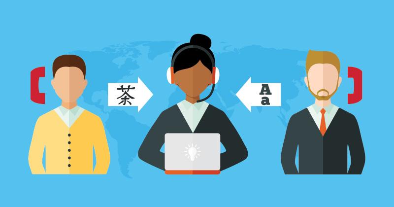 Foreign Language interpreter